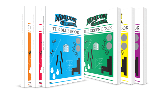 Miquon Math Labs 6 Book Set