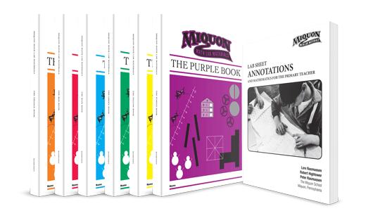 Miquon Math 6 Book Set + Lab Sheet Annotations