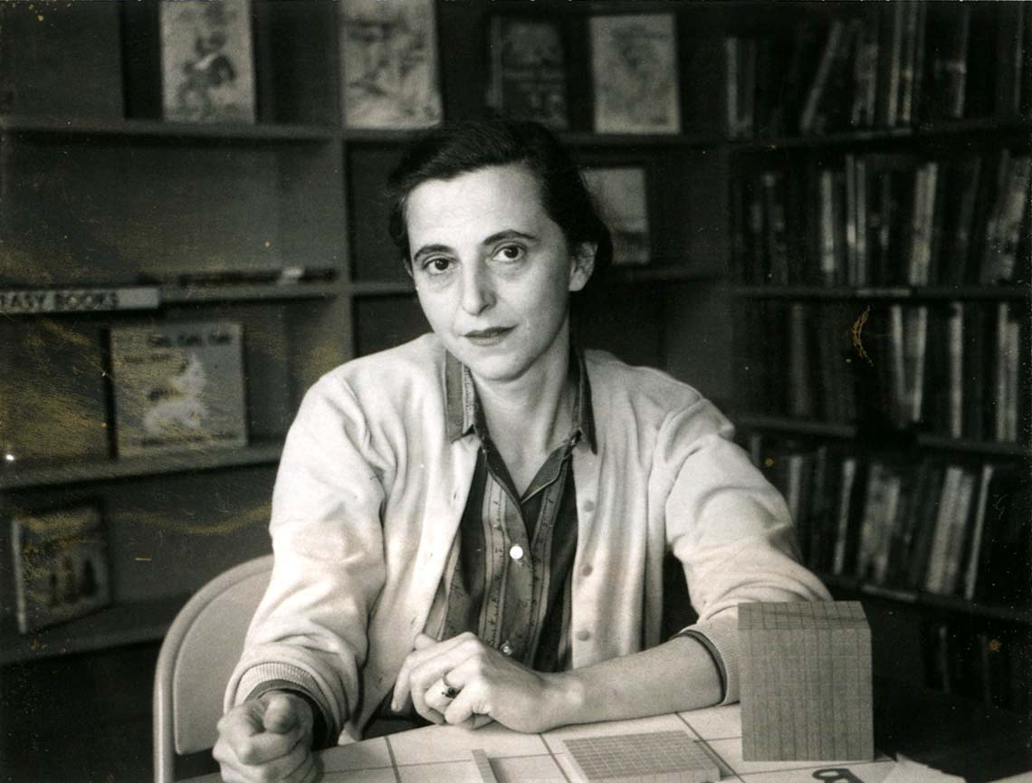Lore Rasmussen, Author of Miquon Math