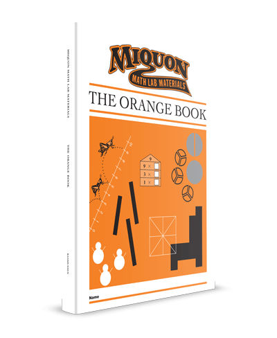 Miquon Math Grade 1 Orange Book