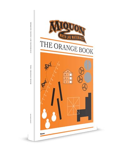 Miquon Math Grade 1 Orange Book