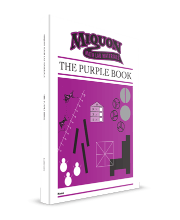 Miquon Math Grade 3 Purple Book