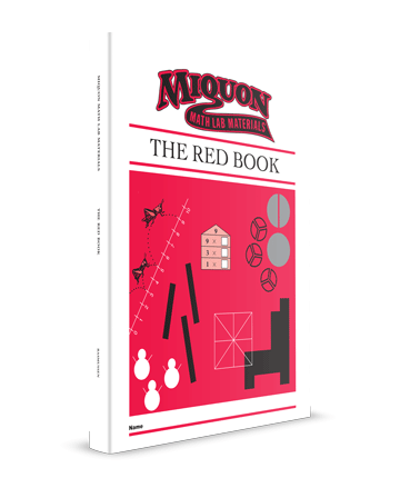 Miquon Math Grade 1 Red Book