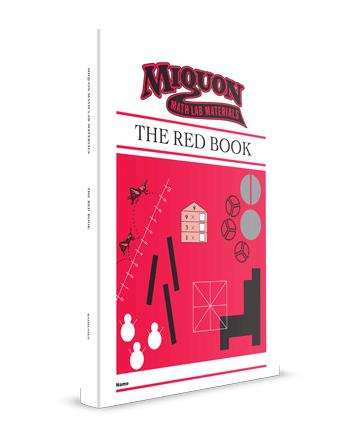 Miquon Math Grade 1 Red Book