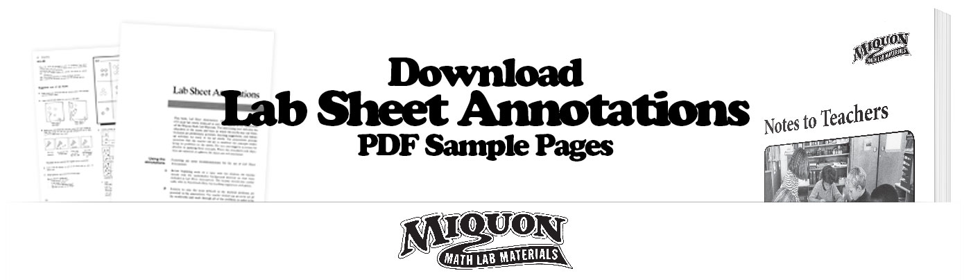 Download a Free Sample of Lab Sheet Annotations