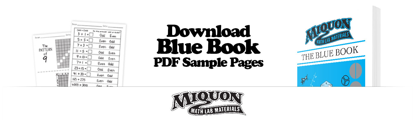 Download a Free Sample of Miquon Math Grade 2 Blue Book