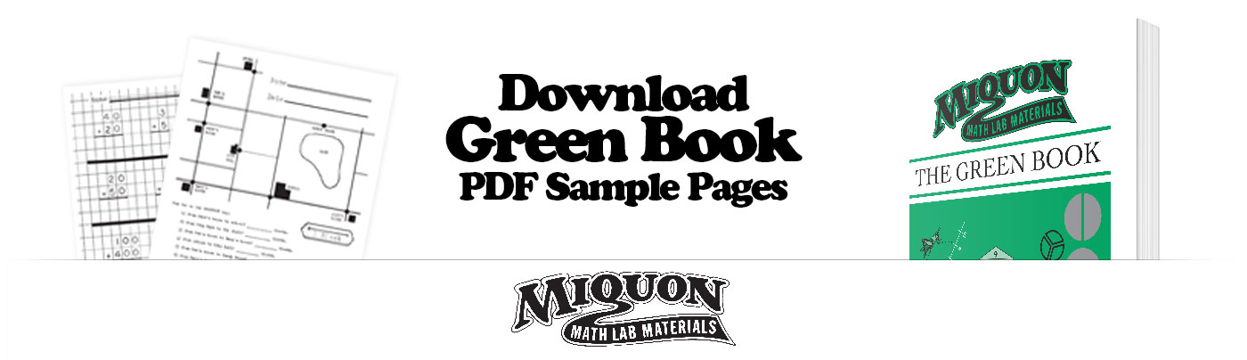 Download a Free Sample of Miquon Math Grade 2 Green Book