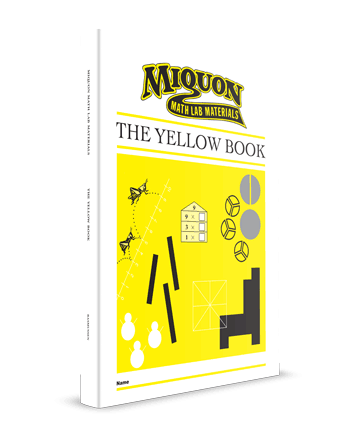 Miquon Math Grade 3 Yellow Book